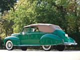 Lincoln Zephyr Convertible Sedan 1939 photos