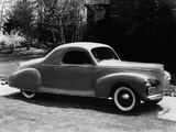 Lincoln Zephyr Coupe (06H-72A) 1940 images
