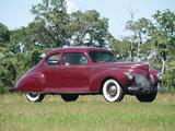 Lincoln Zephyr Club Coupe (06H-77) 1940 photos