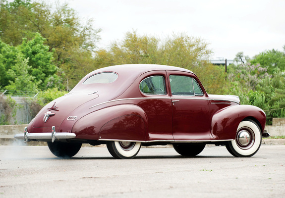 Lincoln Zephyr Club Coupe 06h 77 1940 Wallpapers