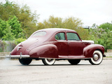 Lincoln Zephyr Club Coupe (06H-77) 1940 wallpapers