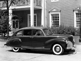 Lincoln Zephyr Sedan (16H-73) 1941 photos