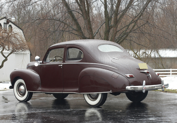 Lincoln Zephyr Club Coupe 16h 77 1941 Pictures