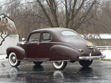 Lincoln Zephyr Club Coupe (16H-77) 1941 pictures