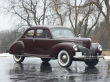 Pictures of Lincoln Zephyr Club Coupe (16H-77) 1941
