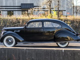 Lincoln Zephyr Coupe Sedan (HB-700) 1936–37 wallpapers