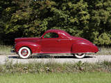 Lincoln Zephyr Coupe (96H-72) 1939 wallpapers
