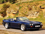 Lister MkIII Convertible 1990 wallpapers