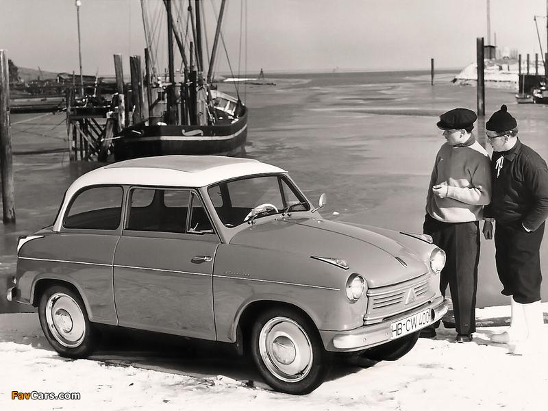 Images of Lloyd LP-600 1955–61 (800 x 600)