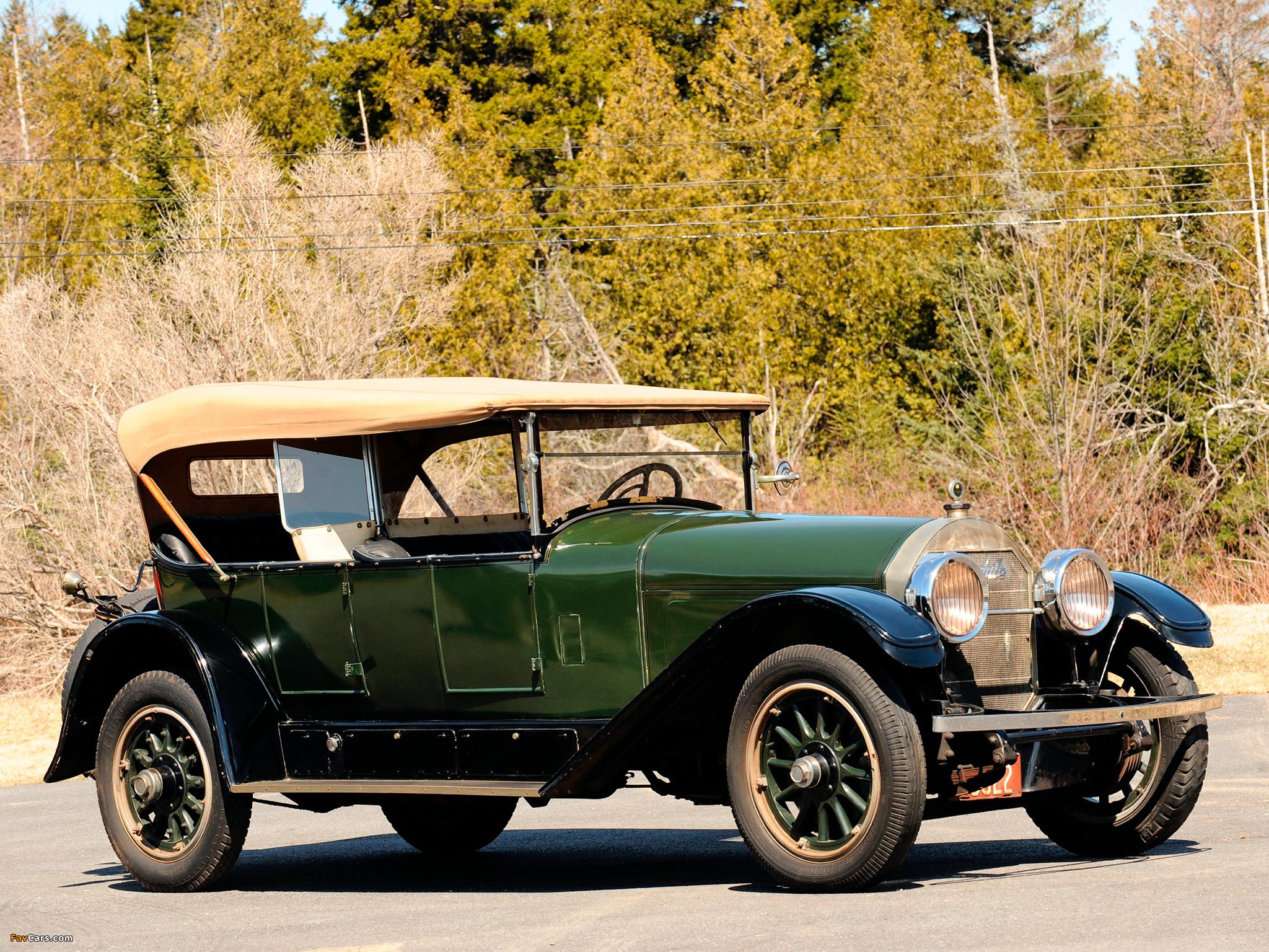 Locomobile 48 Sportif 1925 wallpapers (2048 x 1536)