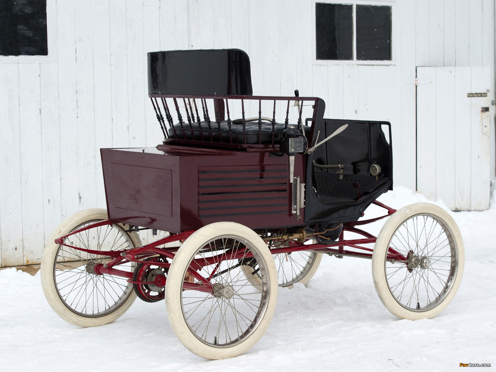 Locomobile Runabout 1899 pictures (1600 x 1200)