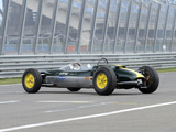 Pictures of Lotus 27 1963