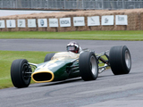 Lotus 49 1967–68 photos