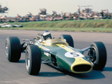 Photos of Lotus 49 1967–68