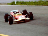 Pictures of Lotus 49B 1968