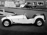 Photos of Lotus 7 (Series 1) 1957–60