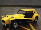 Pictures of Lotus 7 (Series 4) 1970–73