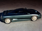 Lotus Emotion Concept 1991 photos
