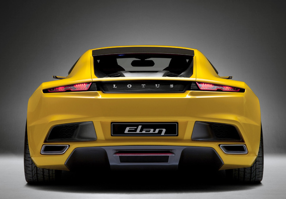Images of Lotus Elan Concept 2010