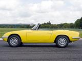 Lotus Elan S1 (Type 26) 1962–64 pictures