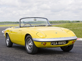 Lotus Elan S1 (Type 26) 1962–64 wallpapers