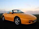 Lotus Elan S2 1994–95 photos