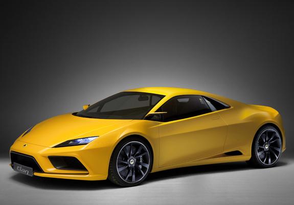 Lotus Elan Concept 2010 Pictures