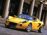 Images of Lotus Elise 2002–10