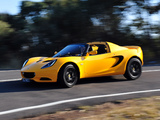 Images of Lotus Elise S AU-spec 2012
