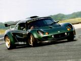 Lotus Sport Elise 1999–2001 images