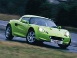 Lotus Elise 111S 1999–2001 pictures