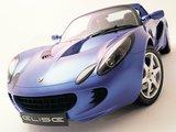 Lotus Elise 2002–10 pictures