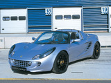 Lotus Elise 135R 2003 pictures