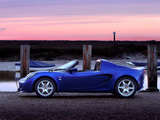 Lotus Elise S 2005–10 photos