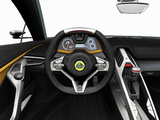 Lotus Elise Concept 2010 wallpapers