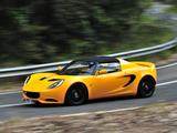 Lotus Elise S AU-spec 2012 photos