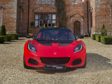Lotus Elise Sprint 220 2017 pictures
