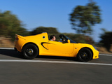 Photos of Lotus Elise S AU-spec 2012