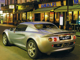 Pictures of Lotus Elise 111S 1999–2001