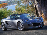 Pictures of Lotus Elise 2002–10