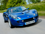 Pictures of Lotus Elise S 2005–10