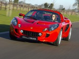 Pictures of Lotus Elise SC 2008–10