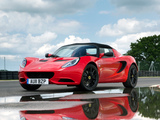 Pictures of Lotus Elise Club Racer 2011