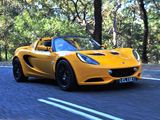 Pictures of Lotus Elise S AU-spec 2012