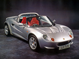 Lotus Elise 1995–2001 wallpapers