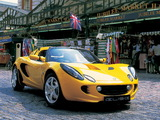 Lotus Elise 2002–10 wallpapers