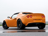 Lotus Elise S UK-spec 2012 wallpapers