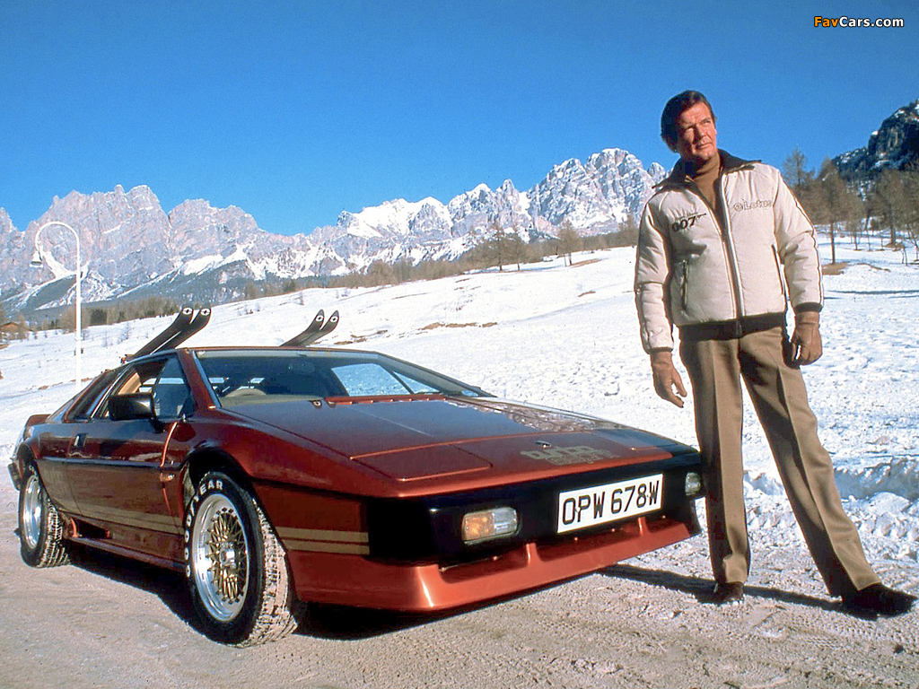 Images Of Lotus Turbo Esprit 007 For Your Eyes Only 1981 1024x768