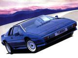 Lotus Turbo Esprit 1981–86 images