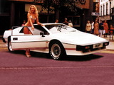 Lotus Turbo Esprit 007 For Your Eyes Only 1981 photos